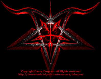 Online portfolio of Danny Despres - 2d & 3d Computer graphic artist ...: dreamlords.tripod.com/members/ddespres/evil-pentagram-01.html
